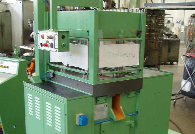 Pressa usata ompsa for Pressa idraulica manuale usata